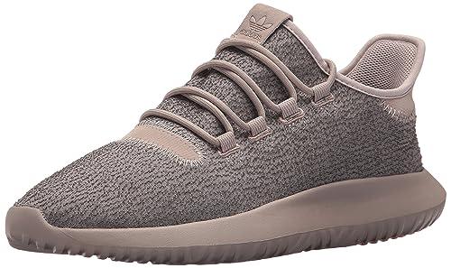 511839ea4 Adidas ORIGINALS Men's Tubular Shadow Sneaker Vapour Grey/Raw Pink, 4  Medium US