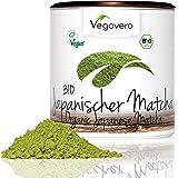 Bio Té Verde Matcha | Calidad Premium | Cultivado en Japón | Orgánico | 100g en polvo | Grado ceremonial | Pérdida de peso + Metabolismo + Energía + Desintoxicación + Antioxidantes | Producto alemán | Instrucciones en español | Vegano, sin gluten