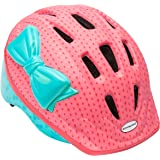 Schwinn SW78567-2 Girls 3D Toddler Sweetheart Helmet