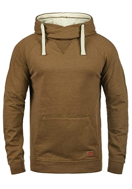 BLEND Sales Felpa Con Cappuccio Tuta Hoodie Da Uomo Con Colletto Incrociato