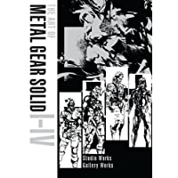 The Art of Metal Gear Solid I-IV: Studio Works / Gallery Works: 1-4
