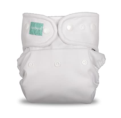 babyboosh reutilizable Pañal de tela, talla única compatible con todas las – Material Transpirable,