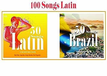 100 Songs Latin, Bossa Nova Music, Latin Jazz, Latin Party, Brasilian Music, Samba Music