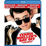 Ferris Bueller's Day Off [Blu-ray]