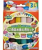ねんDo!  12色詰め替え用セット