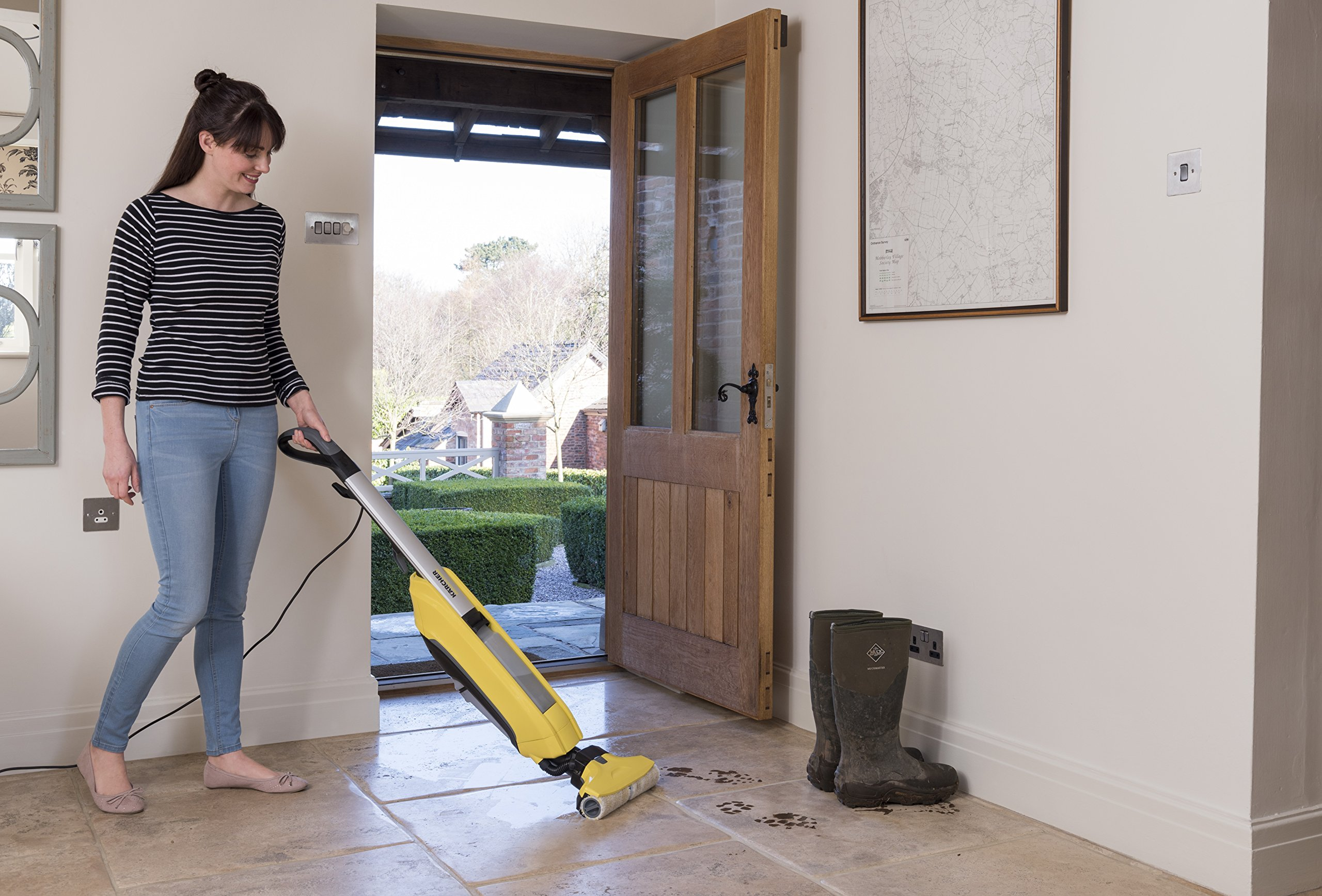 KARCHER FC5 Hard Floor Cleaner - Yellow by Karcher (Image #12)
