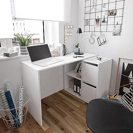 Habitdesign 008311A - Mesa Escritorio, Mueble de despacho ...