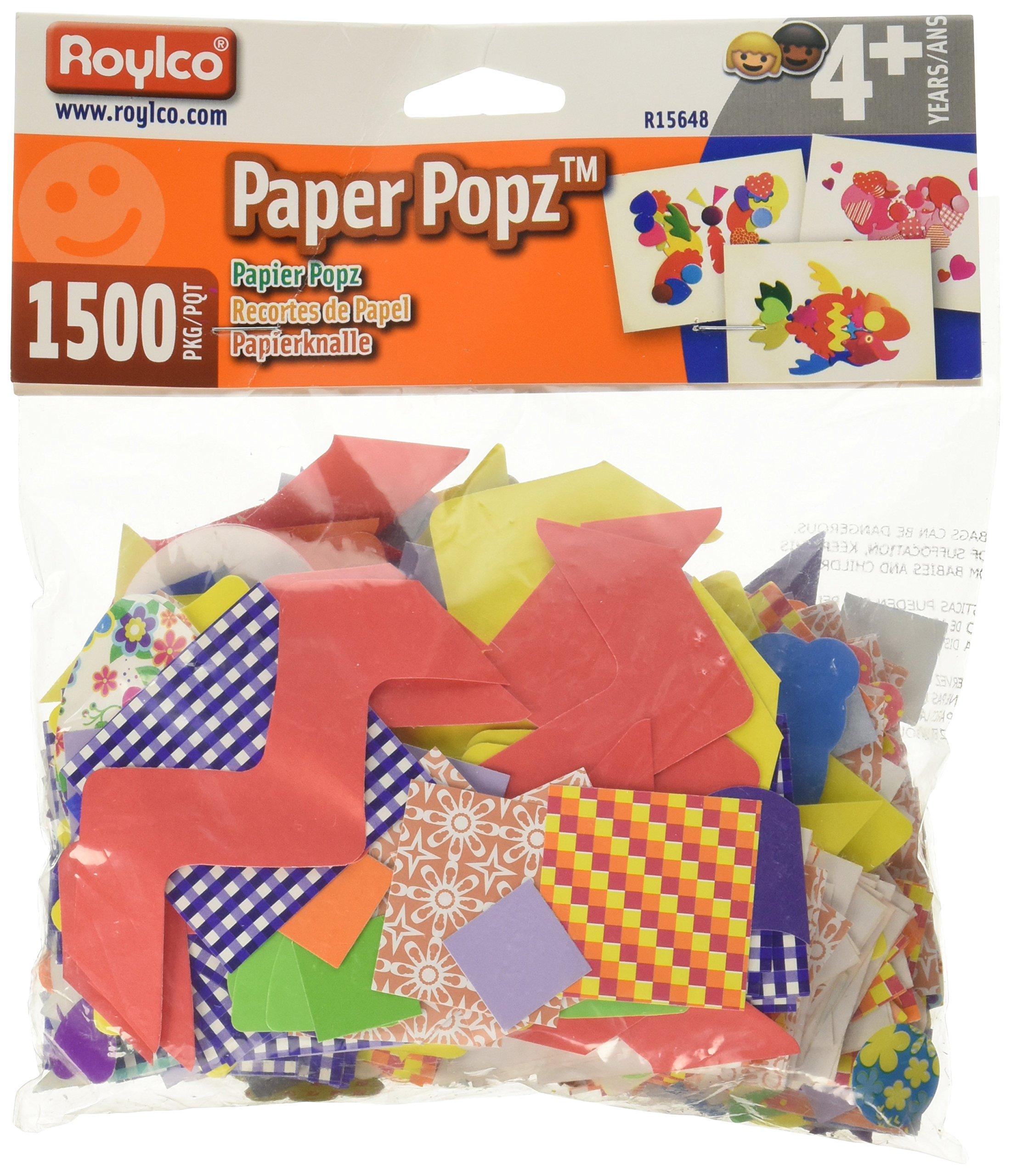 Roylco R15648 Paper Popz