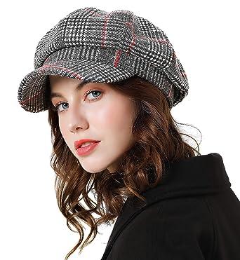 ufficiale vestibilità classica sito ufficiale Superora Cappello Donna Invernale Cotone Berretto Beanie Inverno ...