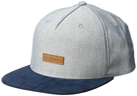 256cd81f7 Amazon.com: Billabong Men's Oxford Snapback Hat, Blue ONE: Clothing