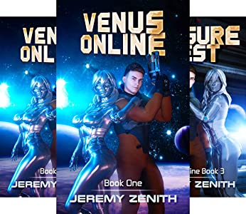 328a82f176 Venus Online (6 book series) Kindle Edition