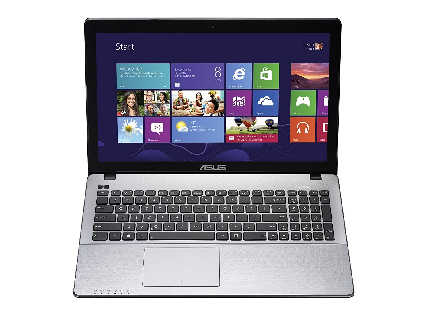 ASUS K550CA NOTEBOOK DRIVERS WINDOWS 7