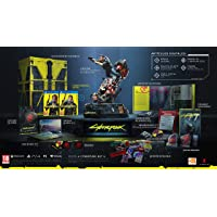 Cyberpunk 2077 PS4 Collectors Edition