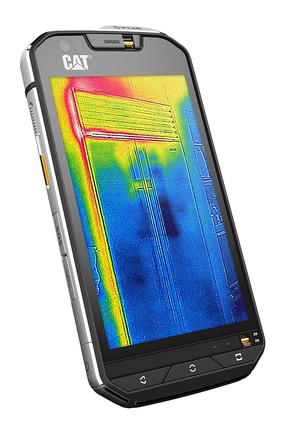 Cat S60 Thermal Imaging Rugged Smartphone (Certified Refurbished ...