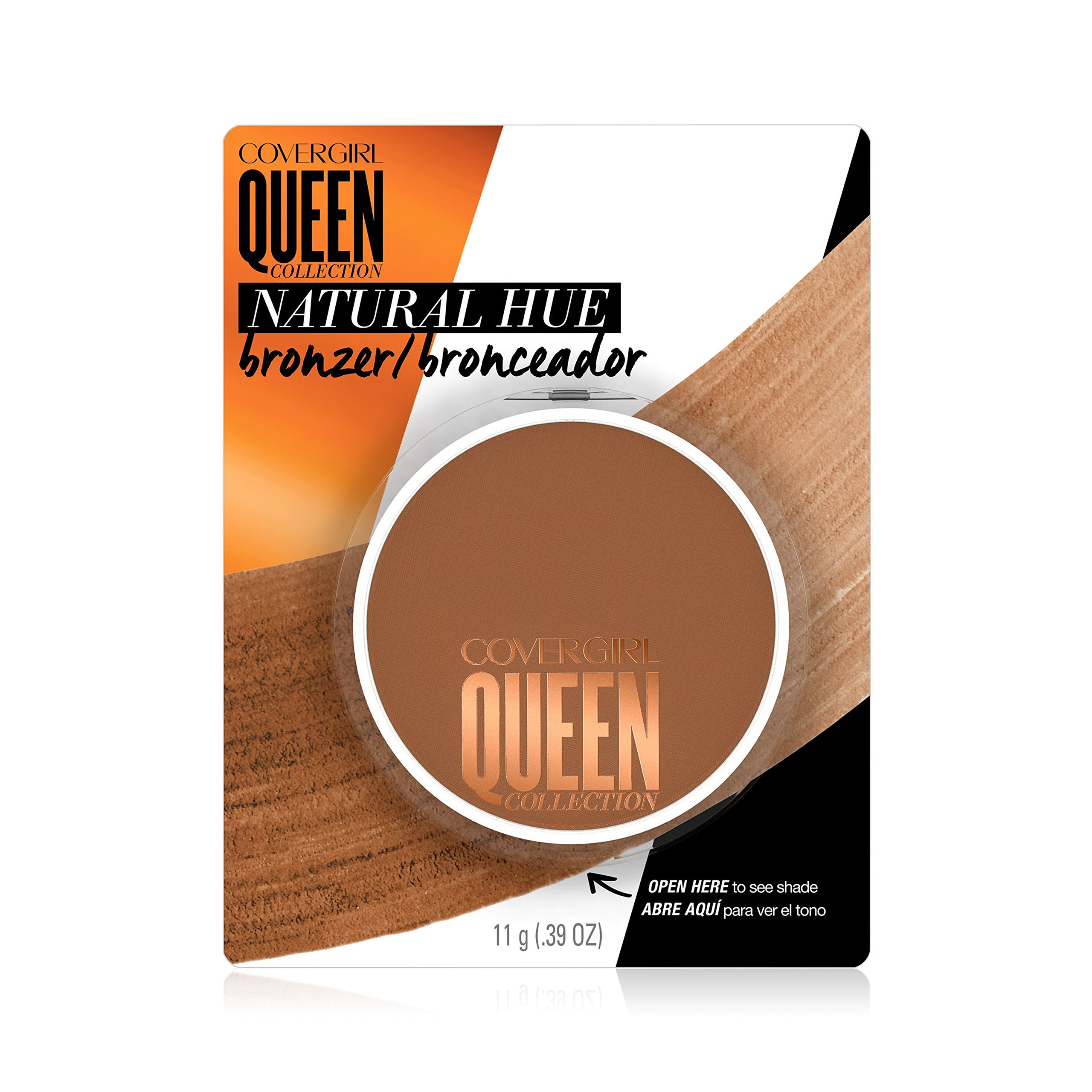COVERGIRL Queen Collection Natural Hue Mineral Bronzer in Ebony Bronze by COVERGIRL (Image #3)