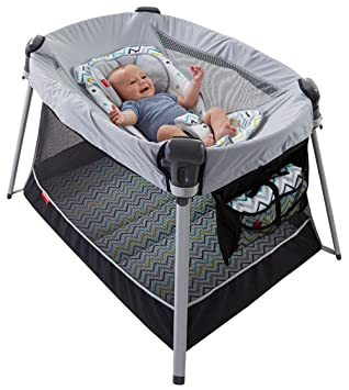 Amazon.com : Fisher-Price Ultra-Lite Day And Night Play Yard : Baby