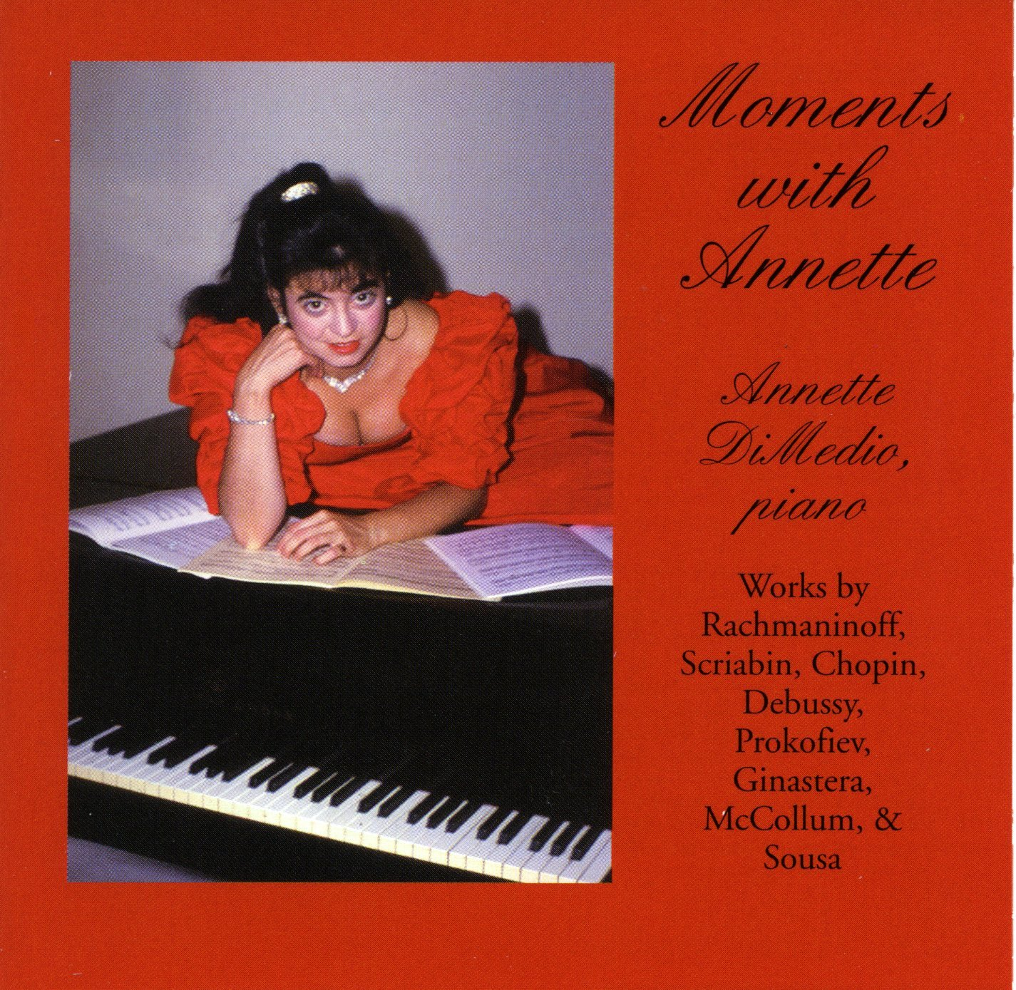 Ginastera Piano A surprise price is realized Sale price Sonata. Rachmaninov Etude No.5. S Op.39 Tableaux