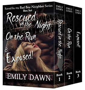 Saved by my Bad Boy Neighbor Box Set - Series Book Bundle: Alpha Male Romance Stories about Curvy BBW Heroines and Suspense