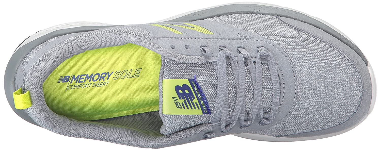New Balance Damens's Damens's Damens's 85v1 Walking Schuhe Grau/Yellow bd4557