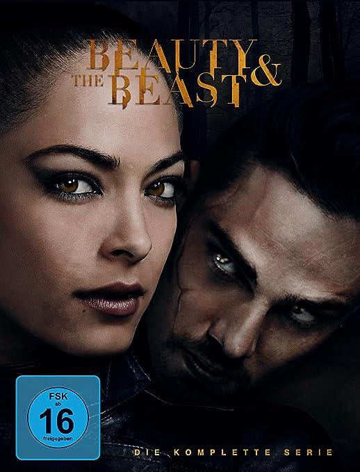 Beauty & the Beast - Die komplette Serie Alemania DVD ...