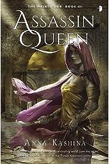 Assassin Queen: Book III of the Majat Code (Code of the Majat)