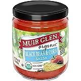 Muir Glen Organic Salsa Black Bean & Corn, 16 oz