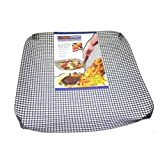 """Toastabags """"Quickachips"""" Tray, Black, 36 cm"""
