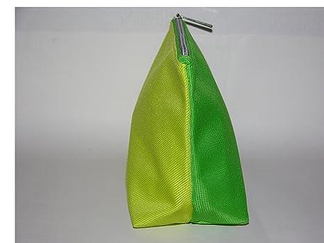 Clinique dos tono verde maquillaje/cosméticos bolsa: Amazon ...
