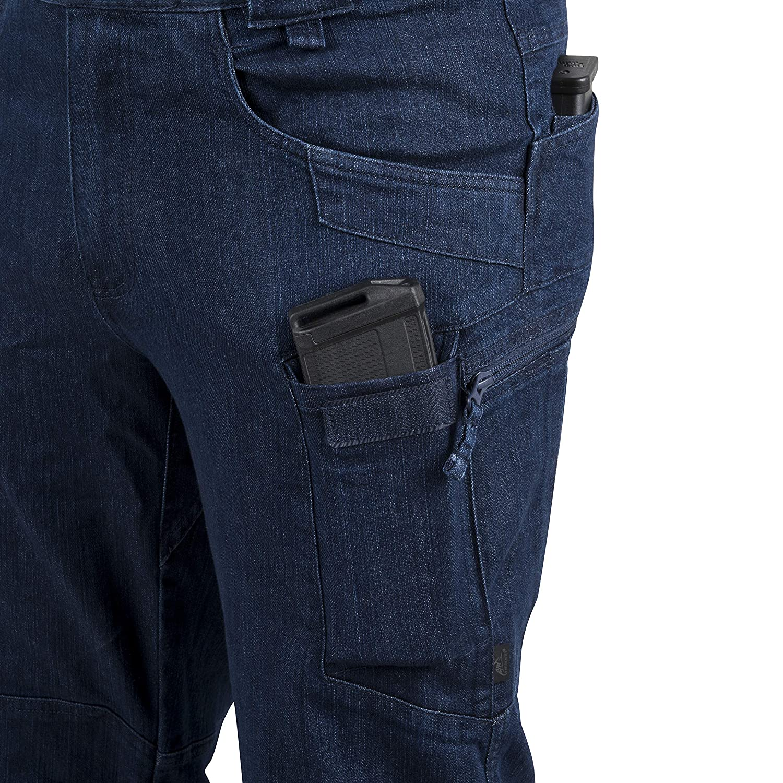 Helikon-Tex Women Urban Tactical Jeans Denim /& Denim Mid