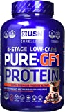 USN Pure Protein GF1 Low Carb Protein Shake, Chocolate - 2.28 kg