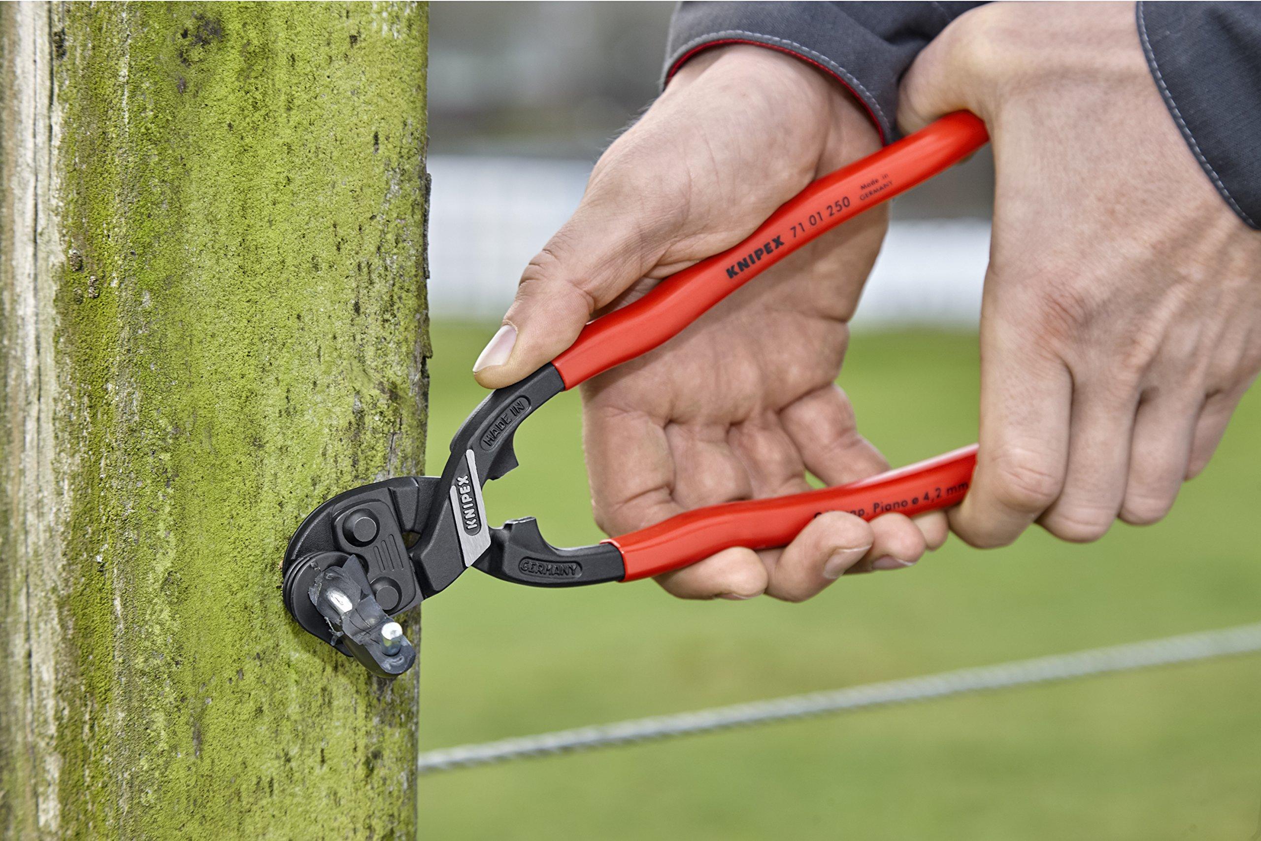 Knipex Tools 71 01 250 SBA CoBolt Compact Bolt Cutter, 10''