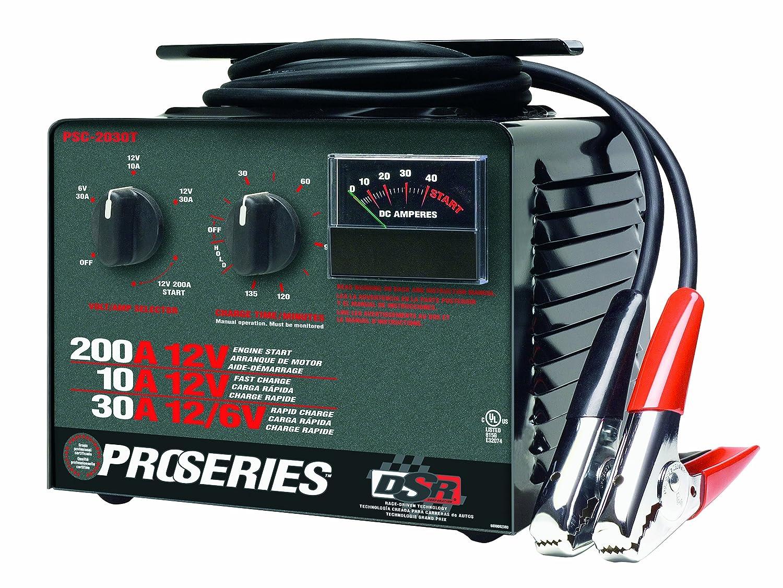 Amazon.com: Schumacher PSC-2030T DSR ProSeries cargador y ...