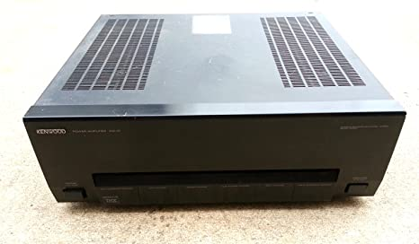 Renewed Kenwood KAC-5207 Stereo Bridgeable Amplifier