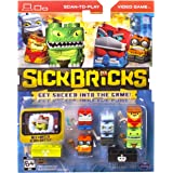 Sick Bricks - Sick Team - 5 Character Pack - Mutants vs Robots