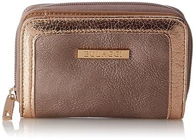 Bulaggi - Hoppner Wallet Zip Around, Carteras Mujer, Braun (Taupe), 03x09x13 cm (B x H T): Amazon.es: Zapatos y complementos