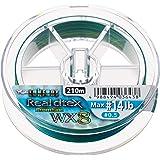 よつあみ(YGK) ライン ロンフォート リアルデシテックス WX8 210mハンガーパック