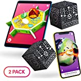 MERGE Cube - Fun & Educational Augmented Reality STEM Product, Learn Science, Math, and More (2 Packs)
