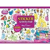 bendon disney princess ultimate sticker activity pad - Disney Princess Art And Activity Collection
