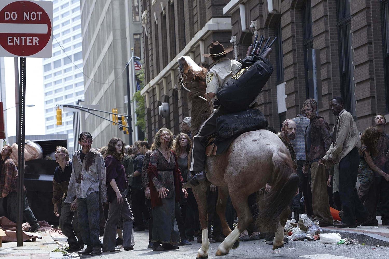 The Walking Dead Zombies Eating Horse | www.pixshark.com ...