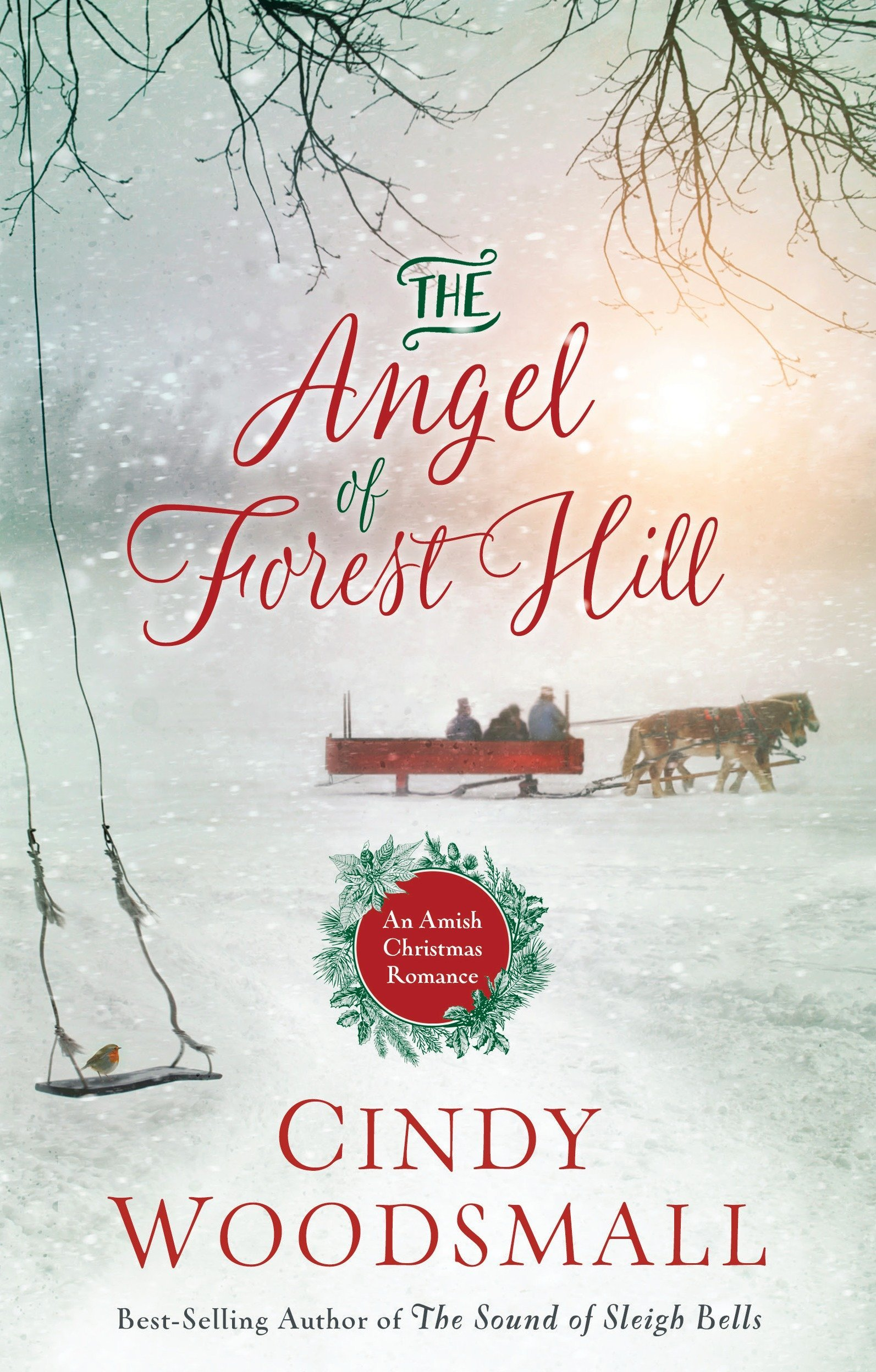 The Angel of Forest Hill: An Amish Christmas Romance: Cindy ...