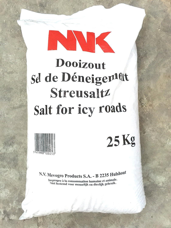 25 kg de sal de deshielo/descongelació n MGI DEVELOPPEMENT