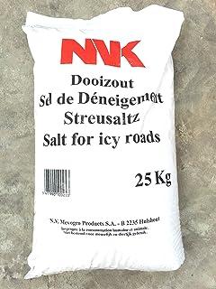 25kg de sal de deshielo/descongelación MGI DEVELOPPEMENT