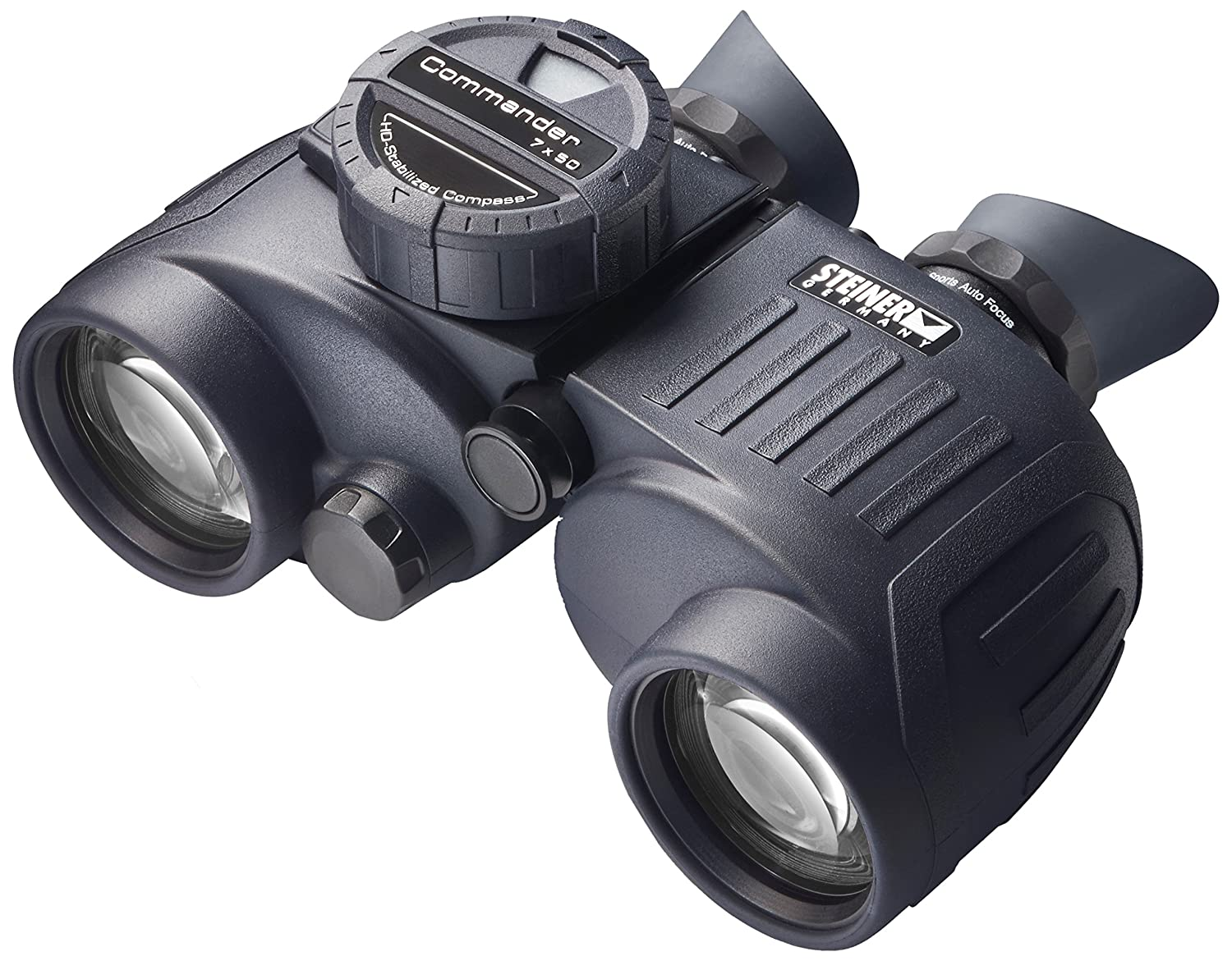 Steiner Commander 7x50C Binoculars w/HD Stabilized Compass Steiner Optics (formerly Burris Optics) 2305