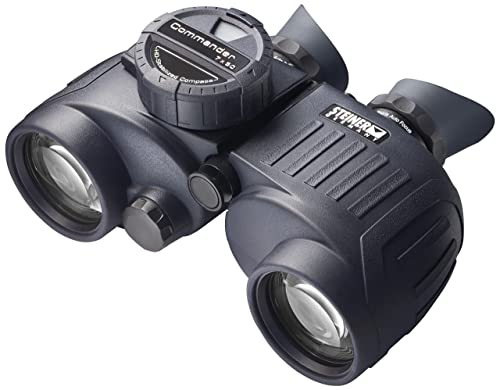 Steiner Commander 7x50C Binoculars with HD Stabilized Compass