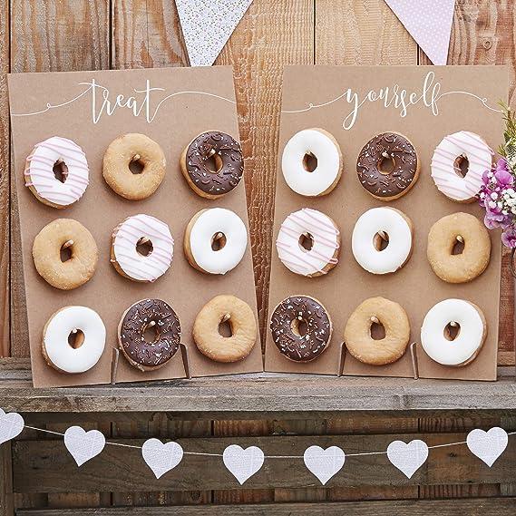 M333 WISHING WELL POST BOX LARGE wedding card candy cart donut doughnut wall V2.