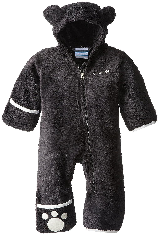 Columbia Baby Unisex Foxy II Bunting Black 6-12 Months 1523721010