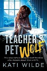 Teacher's Pet Wolf Kindle Edition