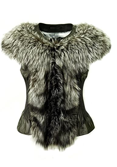 DX-Exclusive wear - Chaleco - Cintura - para Mujer  Amazon.es  Ropa y  accesorios 58b627aa59d0