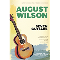 Seven Guitars book cover