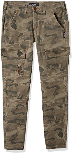 26951f70 Silver Jeans Womens Skinny Cargo Pants: Amazon.ca: Clothing ...